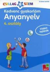 Kedvenc gyakorlóm - Anyanyelv 4. osztály
