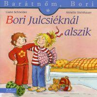 Bori Julcsiéknál alszik - Barátnőm, Bori füzetek