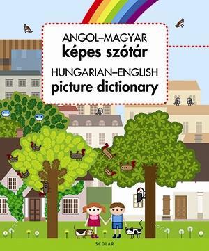 Angol-magyar képes szótár / Hungarian-English Picture Dictionary