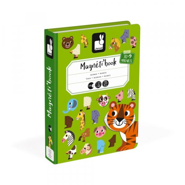 Mágneses könyv - Állatok