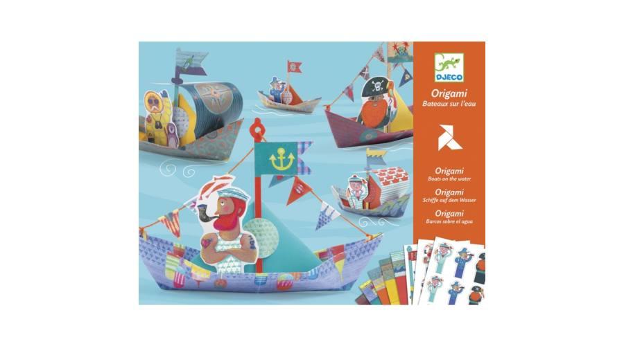Origami - Hajók