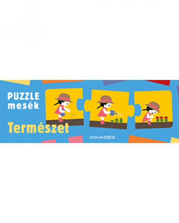 Puzzle-mesék – Természet