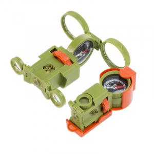 Többfunkciós optikai eszköz övcsipesszel - EXPLORA