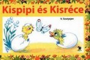 Kispipi és Kisréce - lapozó