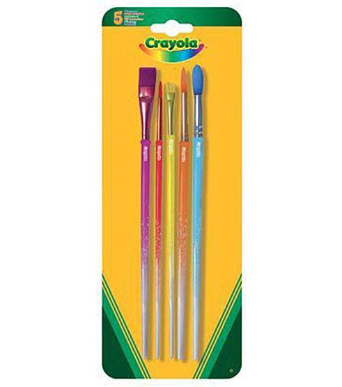 Crayola - Ecsetkészlet