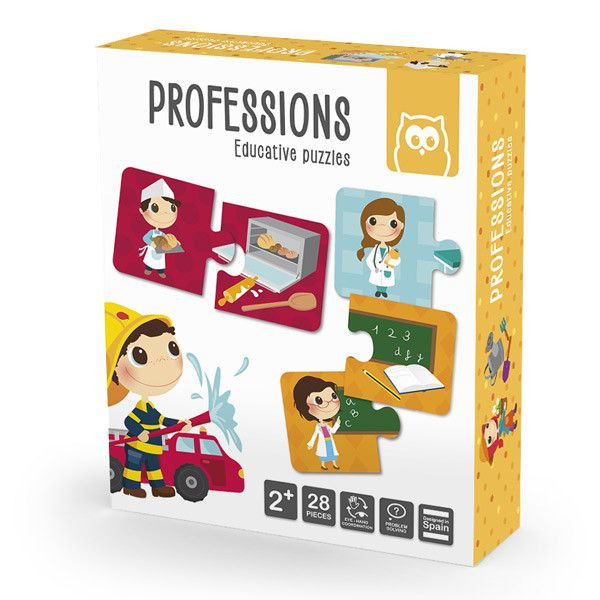 Montessori Puzzle - Foglalkozások