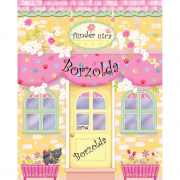 Tündér utcai Borzolda - Babaházkönyv