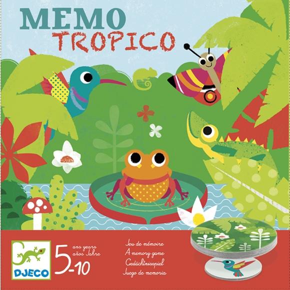 Memo tropico - helycserélős memória