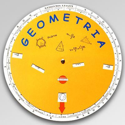 Korong - Geometria
