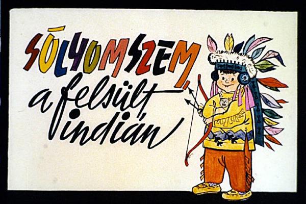 Sólyomszem, a felsült indián