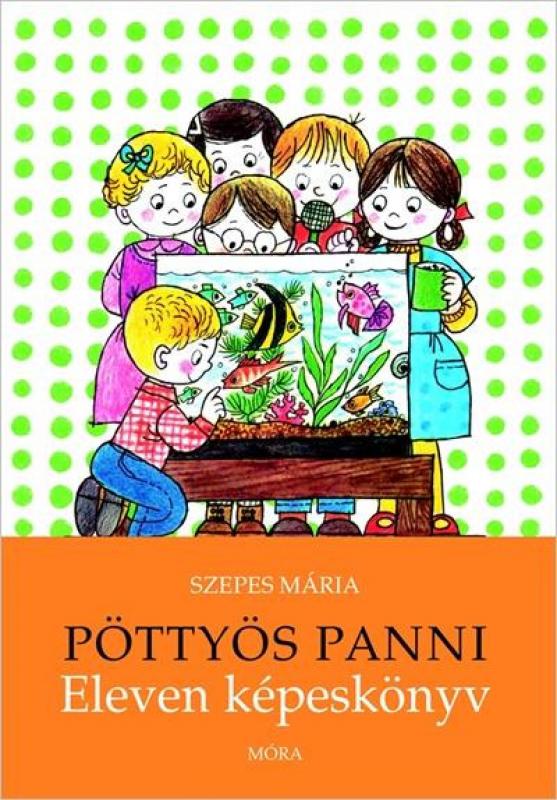 Pöttyös Panni 6. - Eleven képeskönyv