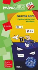 Szavak ásza - Játékos anyanyelvi feladatok 2. osztály - LDI551 - miniLÜK