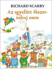 Az agyafúrt ékszertolvaj esete - Döbbenetes bűntények Tesz-Vesz városban