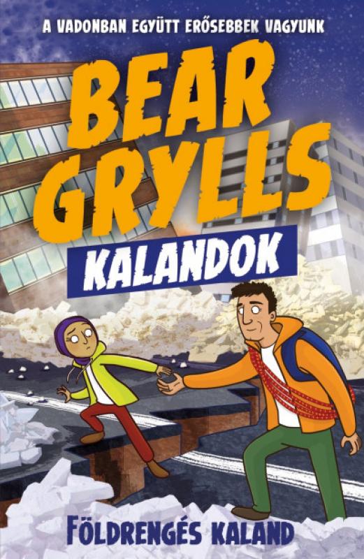 Földrengés Kaland