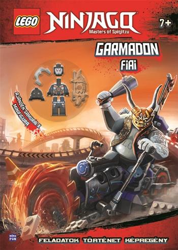 LEGO Ninjago - Garmadon Fiai