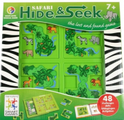 Smart Games - Dzsungelrejtő - Logikai játék