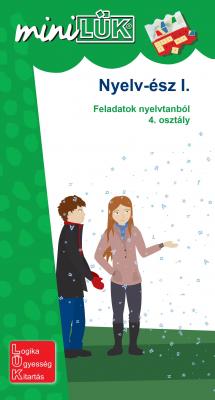 Nyelv-ész I. - Feladatok nyelvtanból 4. osztály LDI241 - miniLÜK