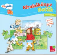 Betűk - Kisgőzös Kirakókönyv