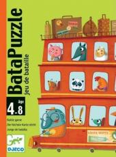 Bata puzzle - kártyajáték