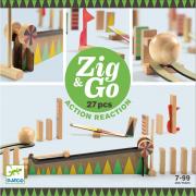 Zig & Go Építőjáték - 27db
