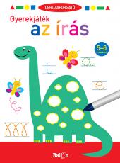 Ceruzaforgató - Gyerekjáték az írás 5-6 éveseknek