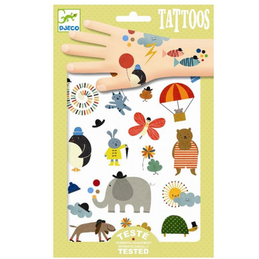 Tetoválás - Szép kis dolgok