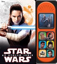 Star Wars - Star Wars - Az utolsó jedik - Hangmodulos könyv