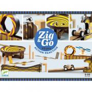Zig & Go Építőjáték - 45db