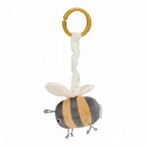 Felhúzható plüss méhecske
