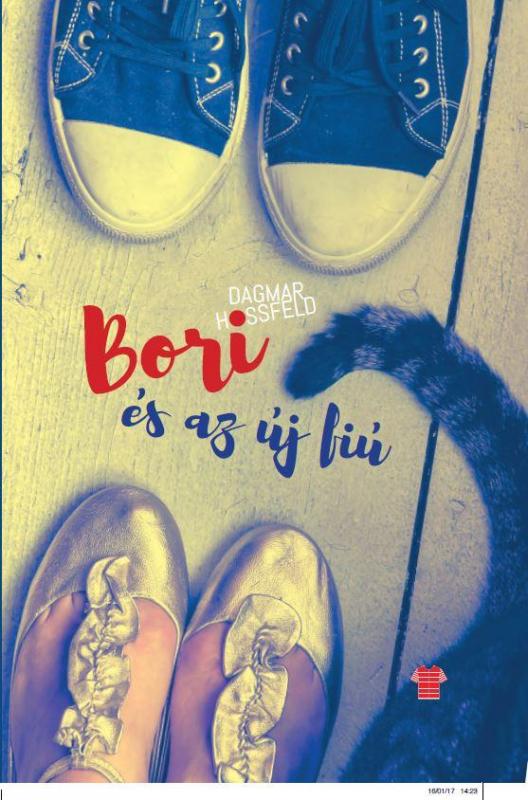 Bori és az új fiú - Bori és barátai 2.