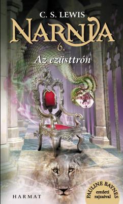 Narnia krónikái 6. - Az ezüsttrón - Illusztrált kiadás