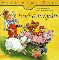 Bori a tanyán - Barátnőm, Bori füzetek