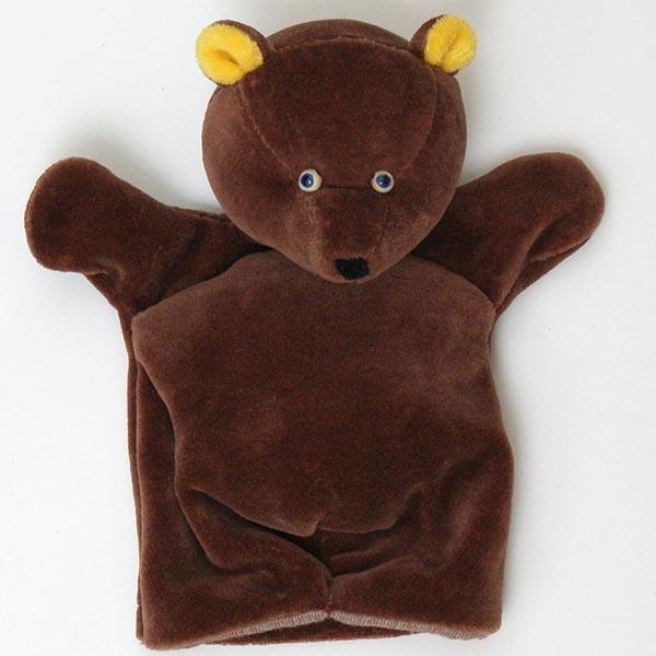 Kézbáb - Medve