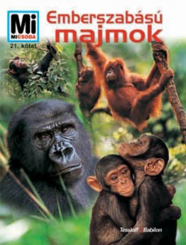 Mi Micsoda - Emberszabású majmok