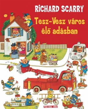 Tesz-Vesz város élő adásban - Tesz-Vesz város