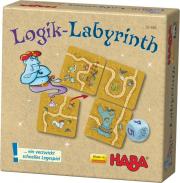 Supermini logika labirintus