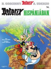 Asterix 14. - Asterix Hispániában