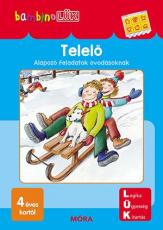 Bambino LÜK Telelő LDI-136 - bambinoLÜK