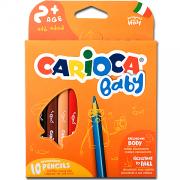 Carioca - Bébi ceruza, 10db