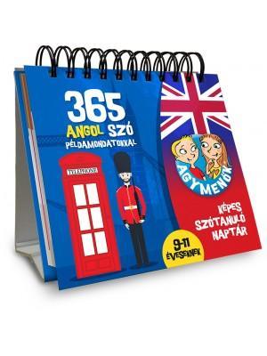 365 angol szó példamondatokkal 9-11 éveseknek