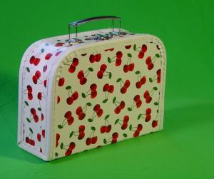 Bőrönd - Cseresznyés