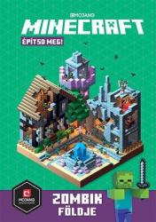 Mojang Minecraft - Építsd meg! - Zombik földje