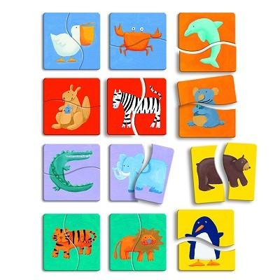 Color animals
