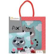 Pix keretben - Cica