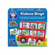 Mini játék – Kisbusz bingó