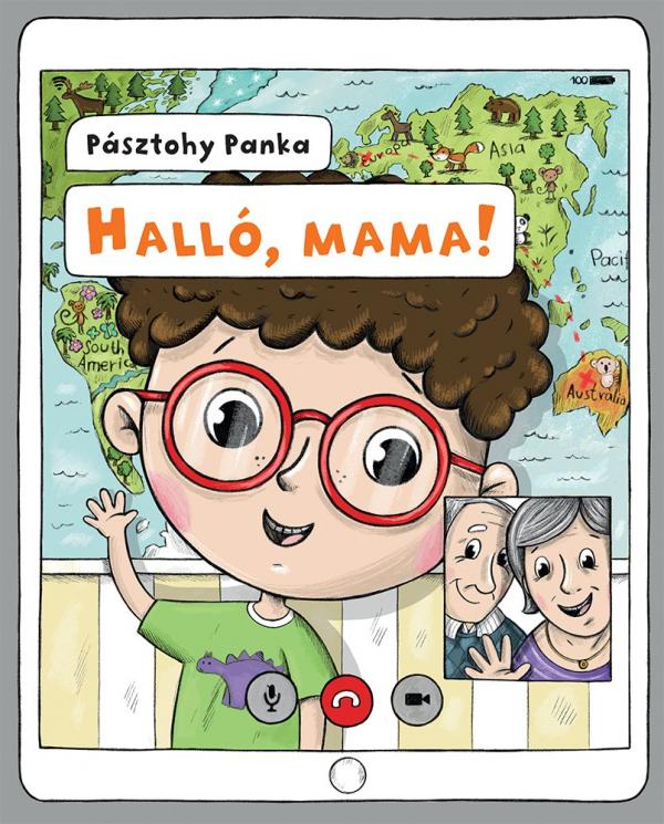 Halló, mama!