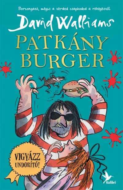 Patkányburger
