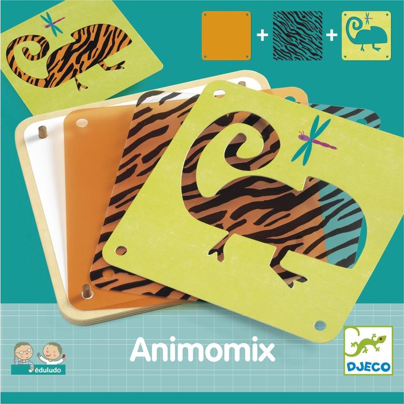 Fejlesztő játék - Valami más - Animomix