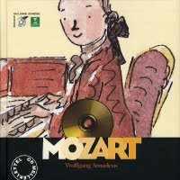 Mozart - CD melléklettel