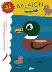 Balaton foglalkoztató / Activity book